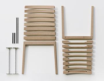 Schneiderschram Rip Chair