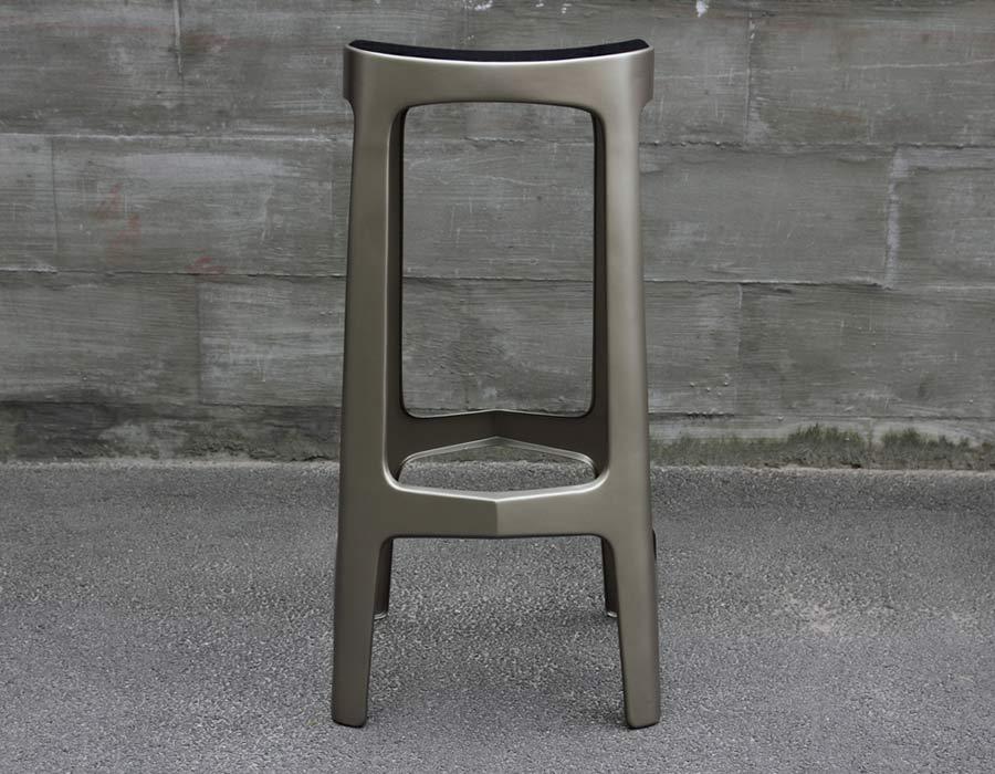 Barstool Kanji in metal tin