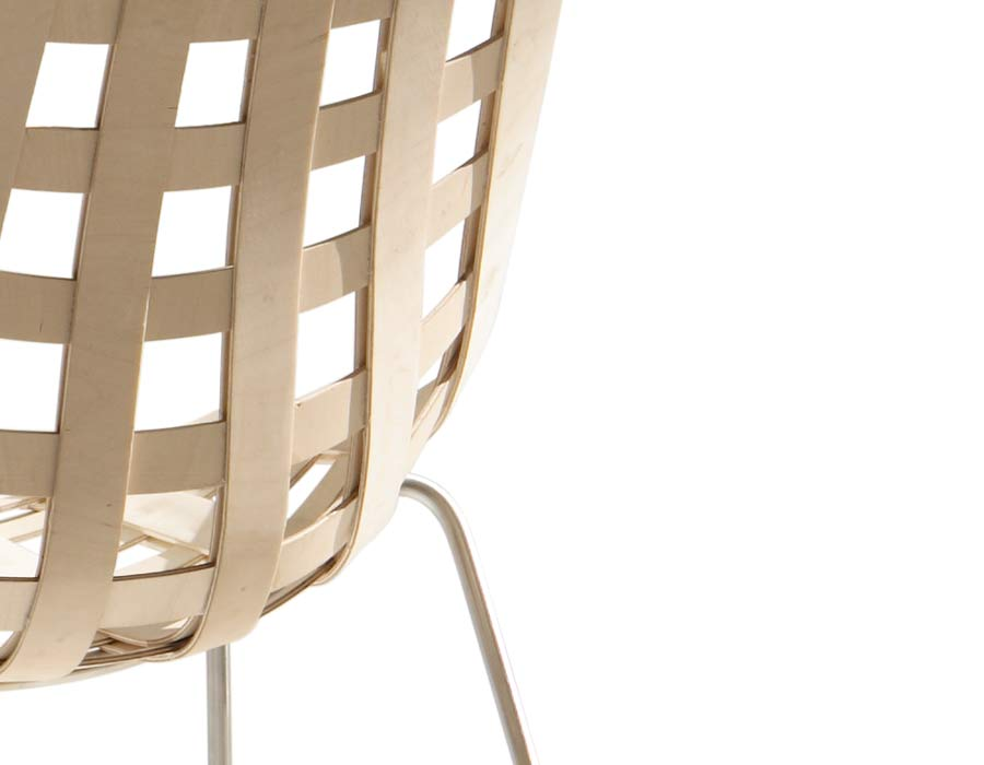 Plywood Chair Global detail