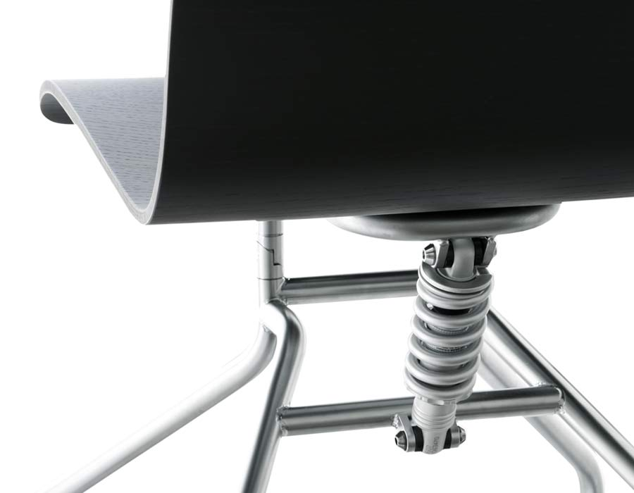 Lapalma light office chair Gira detail