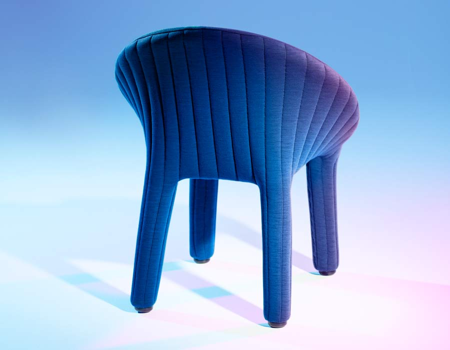 Offecct easy chair coupe