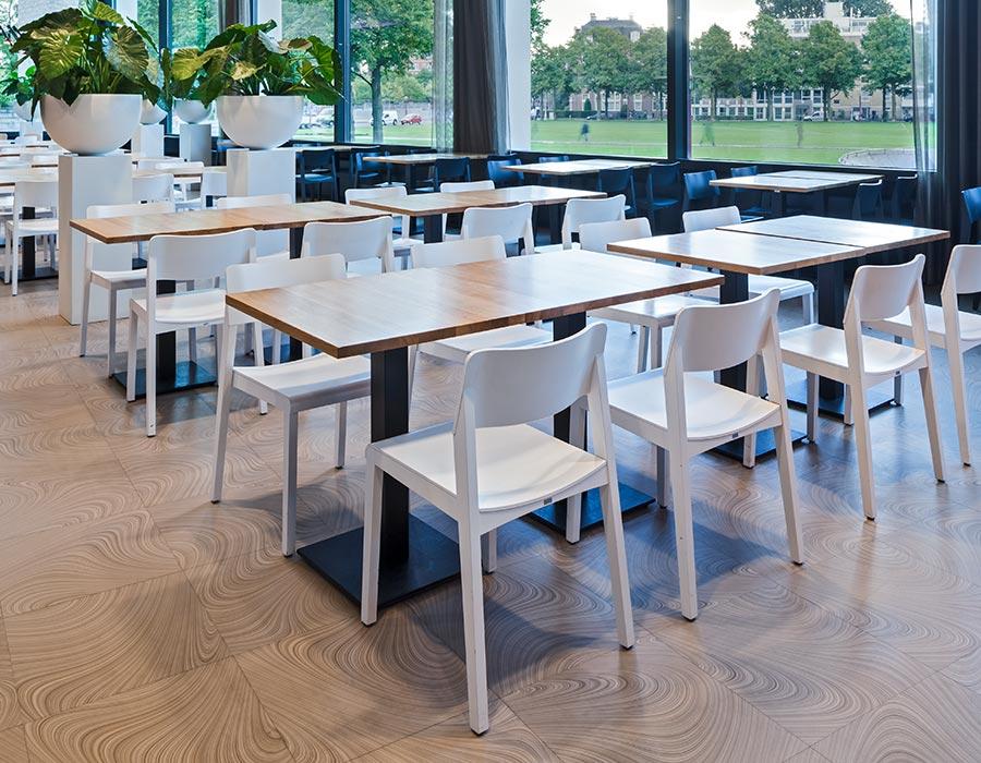 Van Gogh Museum Amsterdam Thonet 330 Restaurant